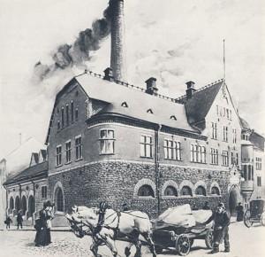 Brunkebergsverket 1896 (D Ljundgdahl, Wikipedia)