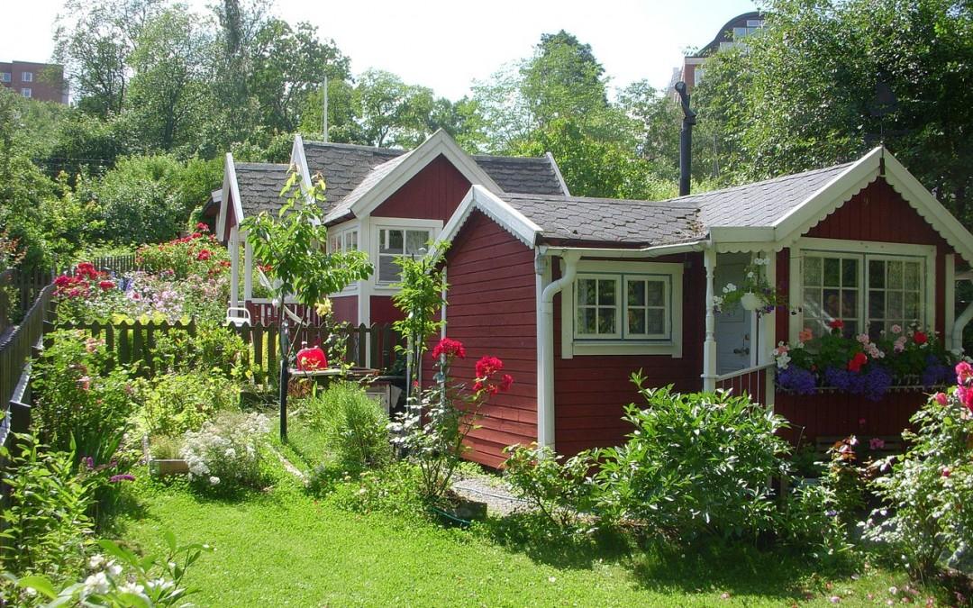 Karlbergs-Bro – Kungsholmens enda koloniträdgård