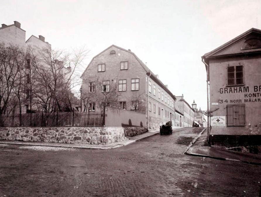 Garvarkungarna på Kungsholmen