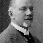 Arkitekt Georg A Nilsson (1871-1949)