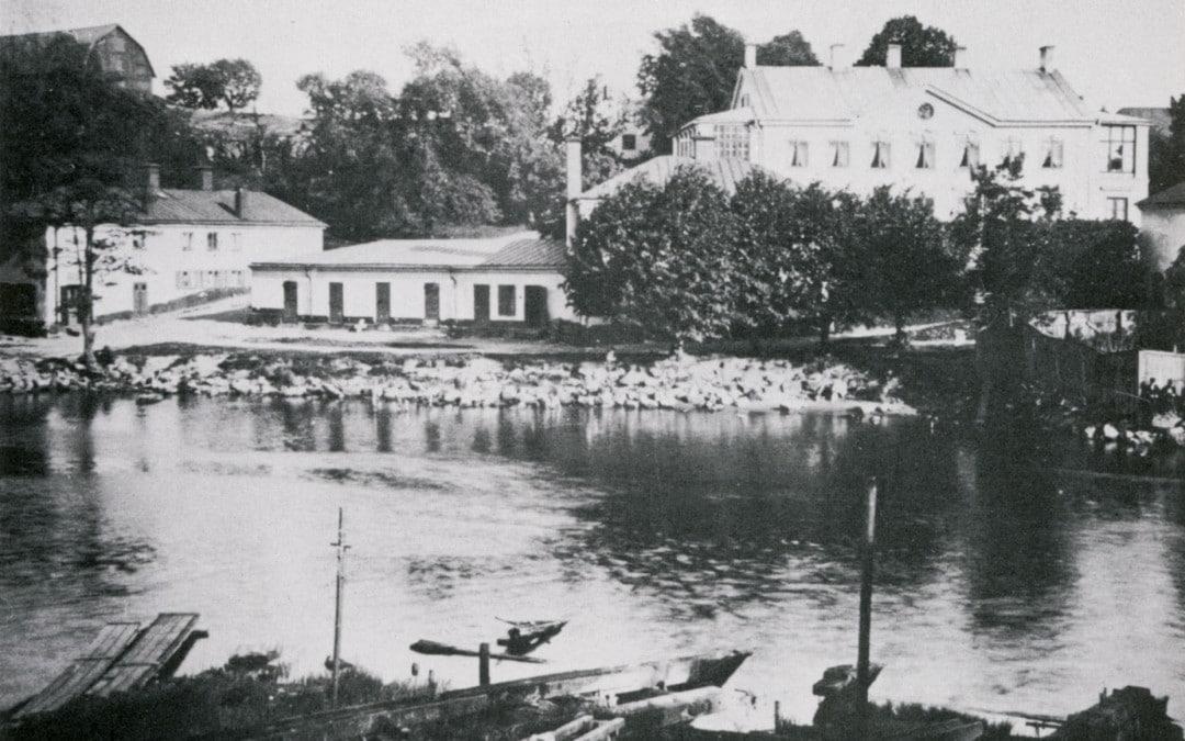 Den Nobelska smällen på Heleneborg