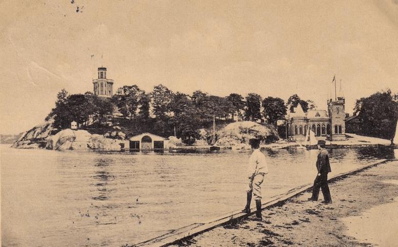 Kastellholmen – skärgårdsidyll mitt i stan