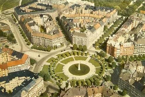 Fältöversten – ett bostadssocialt projekt på Östermalm