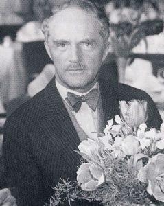 Ivar Tengbom 1933 (Foto Okänd)