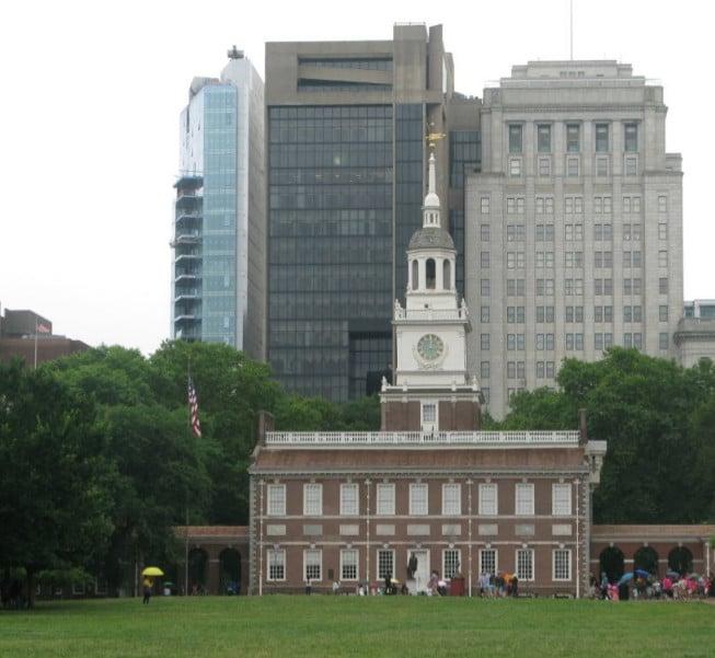 Philadelphias stadsplan – en tidig modell för modern stadsutveckling