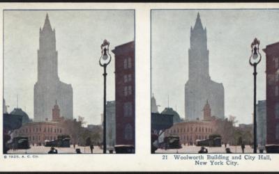 Cass Gilbert skapade världens högsta hus
