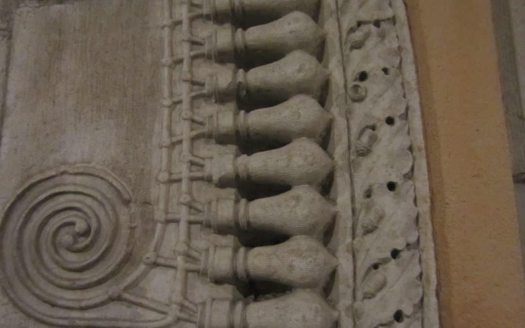 En lysande portal på Tulegatan