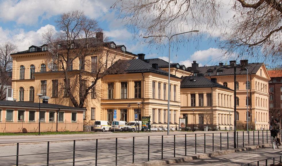 Är Kungsholmen stans friskaste stadsdel?