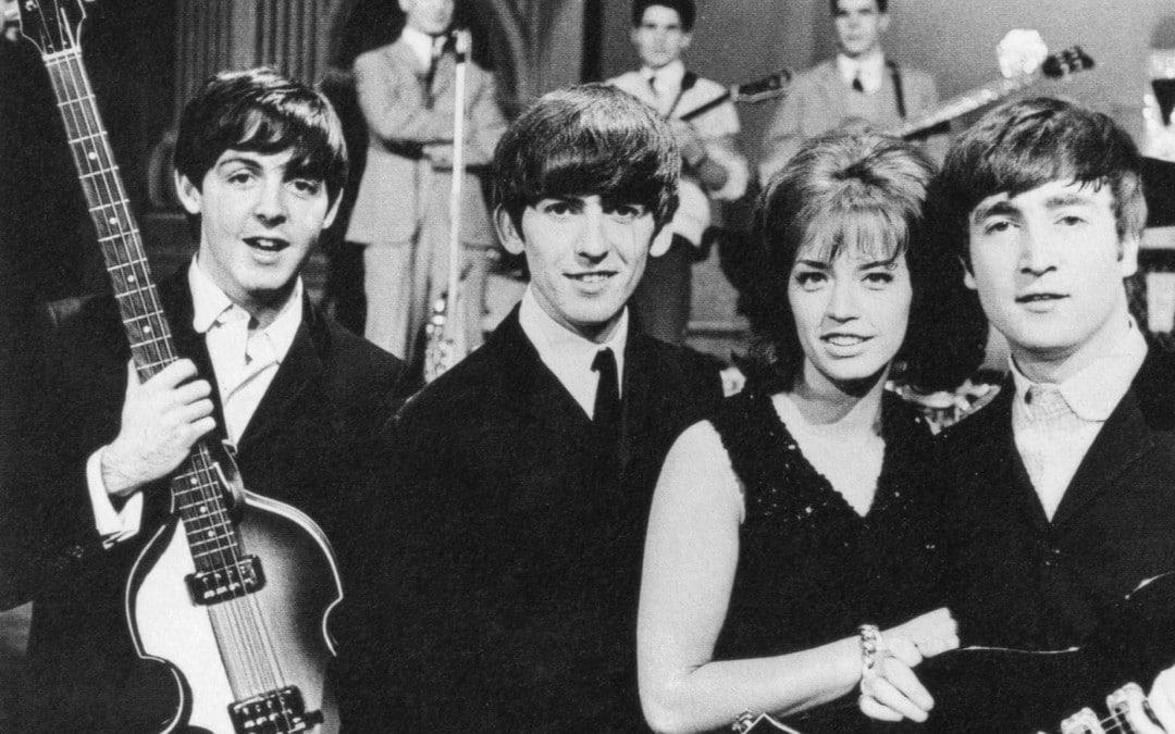 Beatles fick sitt sound på Östermalm