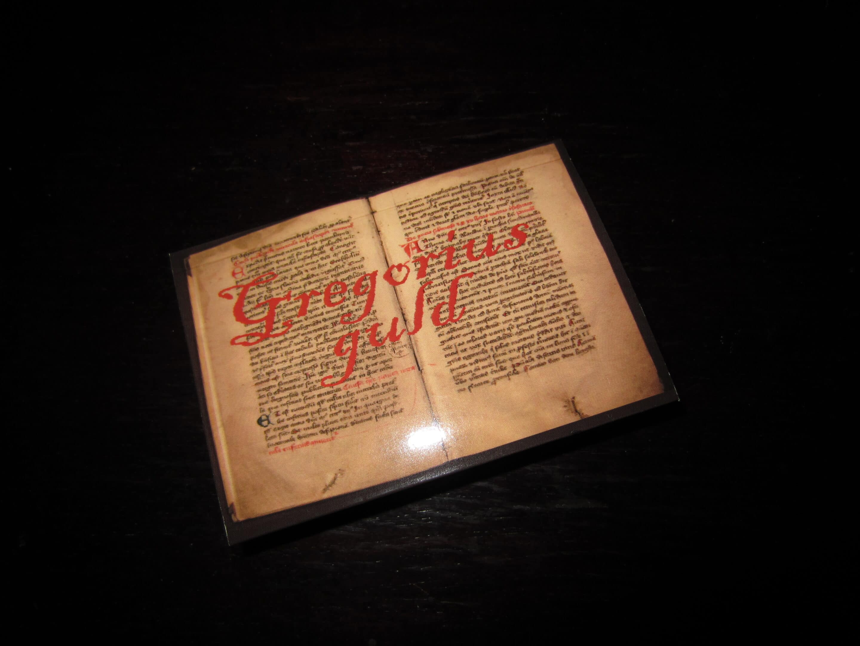 Gregorius guld – spännande historia om Svartbrödraklostret