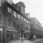 Linderoths urfabrik på Drottninggatan 28