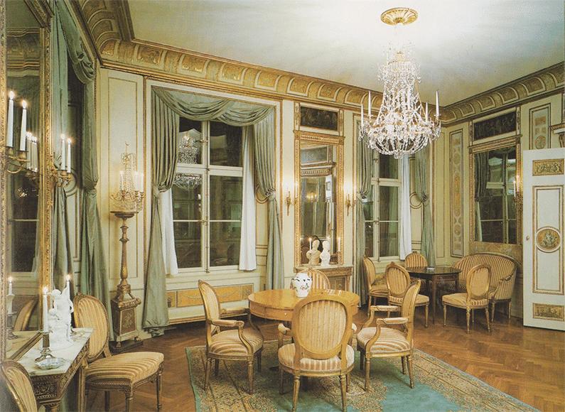 Masreliez-rummen – Okänd paradvåning från 1700-talet i Gamla stan
