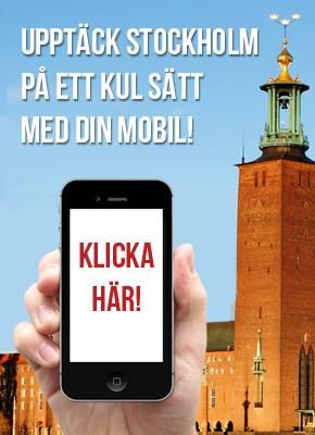 Testa en mobil tipspromenad