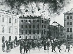 Brand i Palinska huset 1873