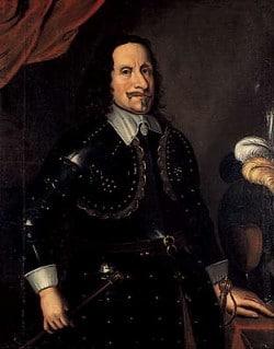 Fältmarskalk Gustav Horn (1592-1657)
