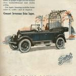 Annons för Buick 1924