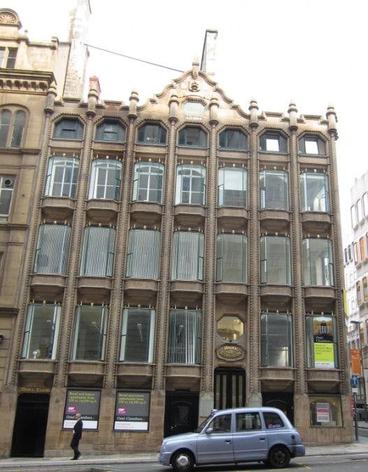Peter Ellis – arkitekten i Liverpool som var hundra år före sin tid
