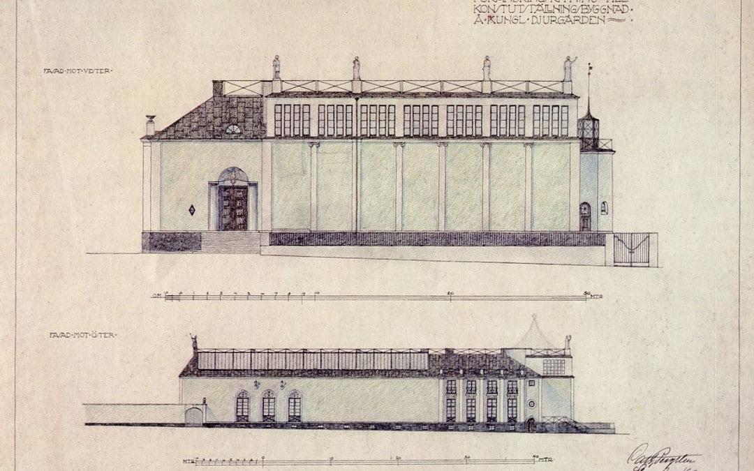 Liljevalchs Konsthall firar 100 år 2016