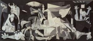 Guernica av Pablo Picasso (1937)