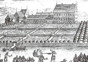 Rörstrands slott på 1600-talet