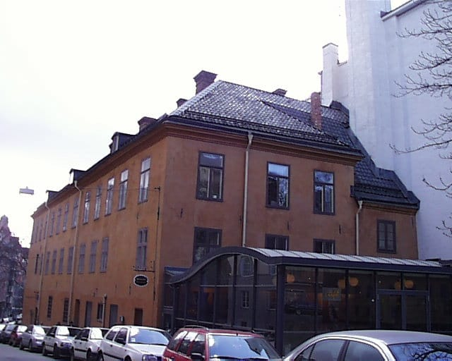 Rörstrandsgatan – från vassruggar till charmig kvartersgata