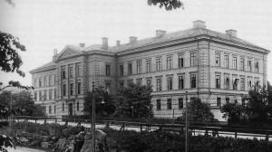 Stockholms sjukhem öppnar 1867
