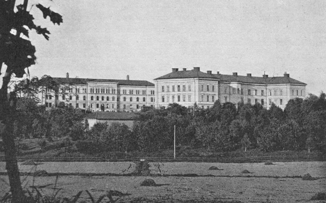 Stockholms sjukhem – sjukvård i en anda av mild och saktmodig humanitet