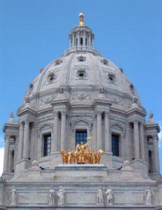 Minnesota Capitol i St. Paul