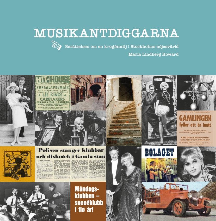 Musikantdiggarna omslag