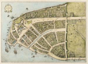 Nieuw Amsterdam 1660
