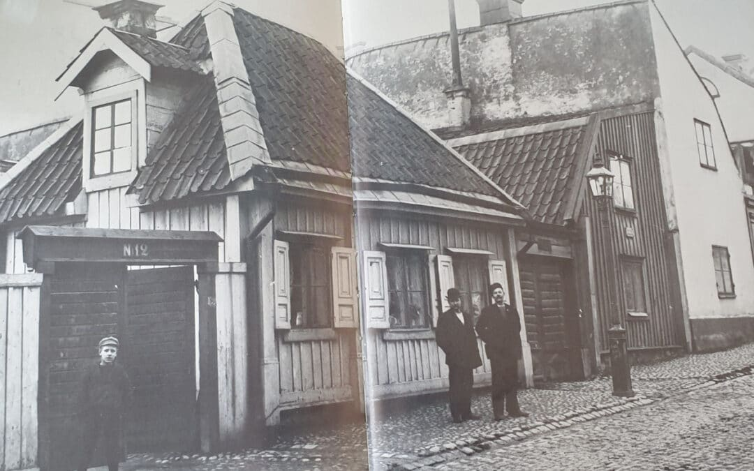 Vardagsliv på Bondegatan under 1860-talet