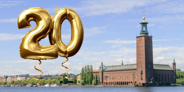Stockholm Stories 20 år
