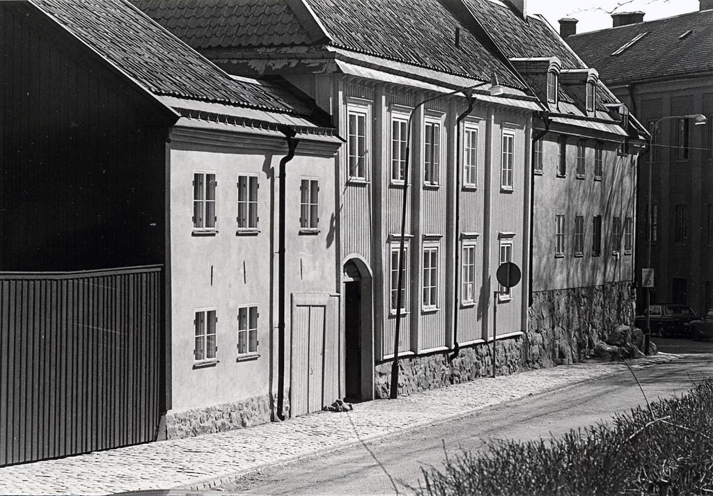 GRÅARK Kvarteret Bondesonen Större, nya serien, sid. 051 Stadsmuseet i Stockholm
